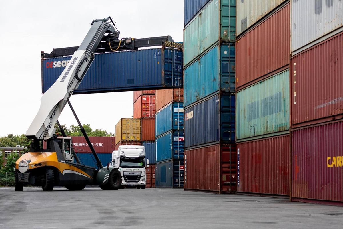 Contargo Containerlogistiek