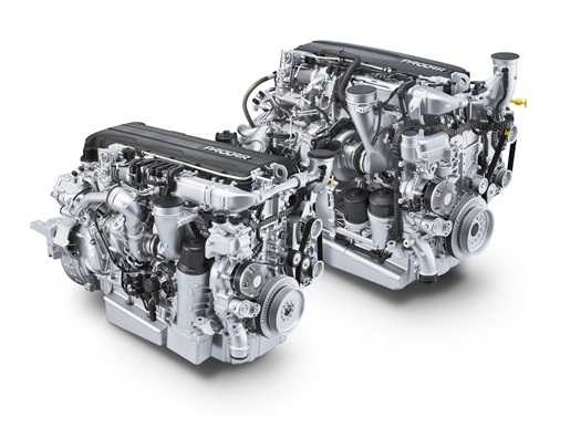 DAF Components - Engines